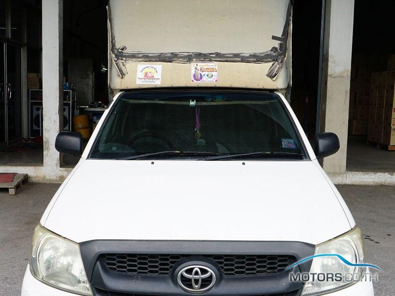 รถมือสอง, รถยนต์มือสอง TOYOTA HILUX VIGO (2010)