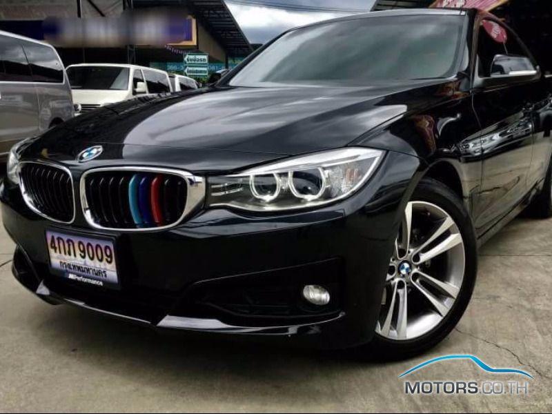 รถใหม่, รถมือสอง BMW 320D (2015)