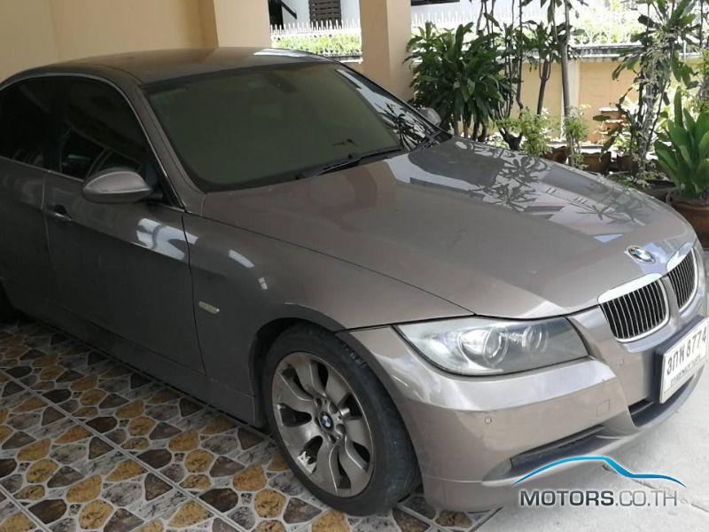 รถใหม่, รถมือสอง BMW 325I (2006)