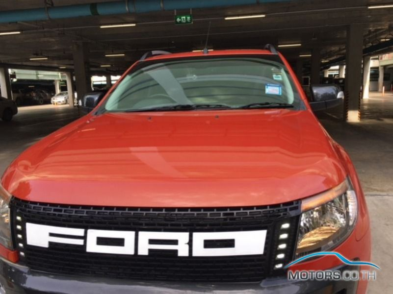 New, Used & Secondhand Cars FORD RANGER (2015)