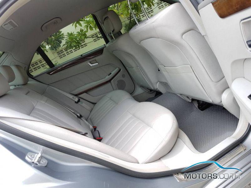 รถใหม่, รถมือสอง MERCEDES-BENZ E200 CGI BLUEEFFICIENCY (2010)