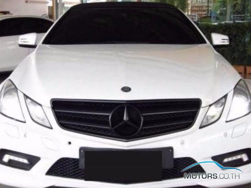 รถใหม่, รถมือสอง MERCEDES-BENZ E250 CGI BLUEEFFICIENCY AMG (2012)