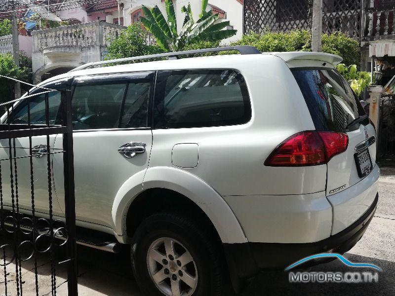 รถใหม่, รถมือสอง MITSUBISHI PAJERO SPORT (2011)