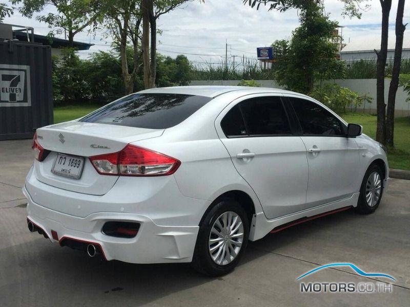 รถใหม่, รถมือสอง SUZUKI CIAZ (2016)