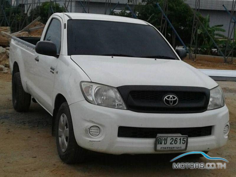 รถมือสอง, รถยนต์มือสอง TOYOTA HILUX VIGO (2011)