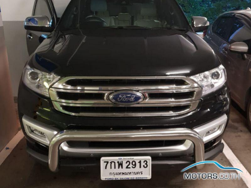 รถใหม่, รถมือสอง FORD EVEREST (2018)