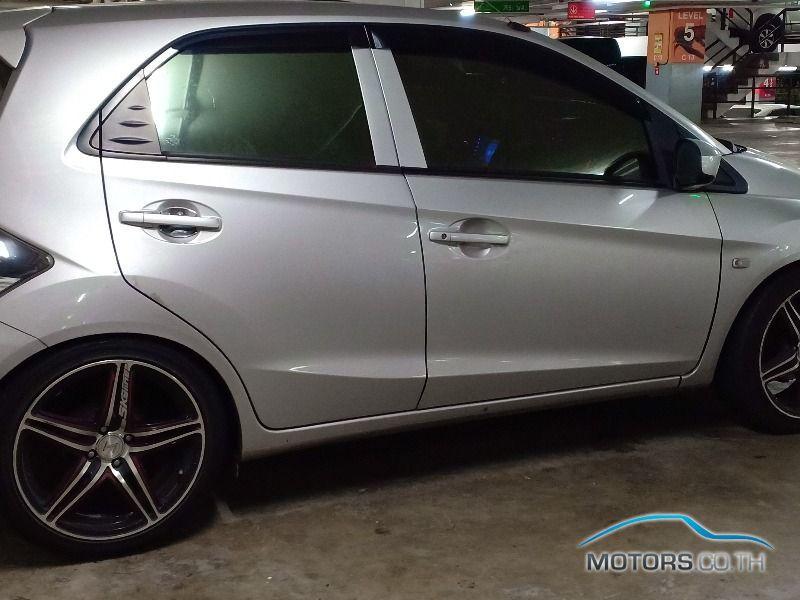 รถใหม่, รถมือสอง HONDA BRIO (2012)