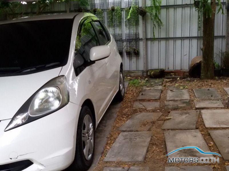 รถใหม่, รถมือสอง HONDA JAZZ (2008)