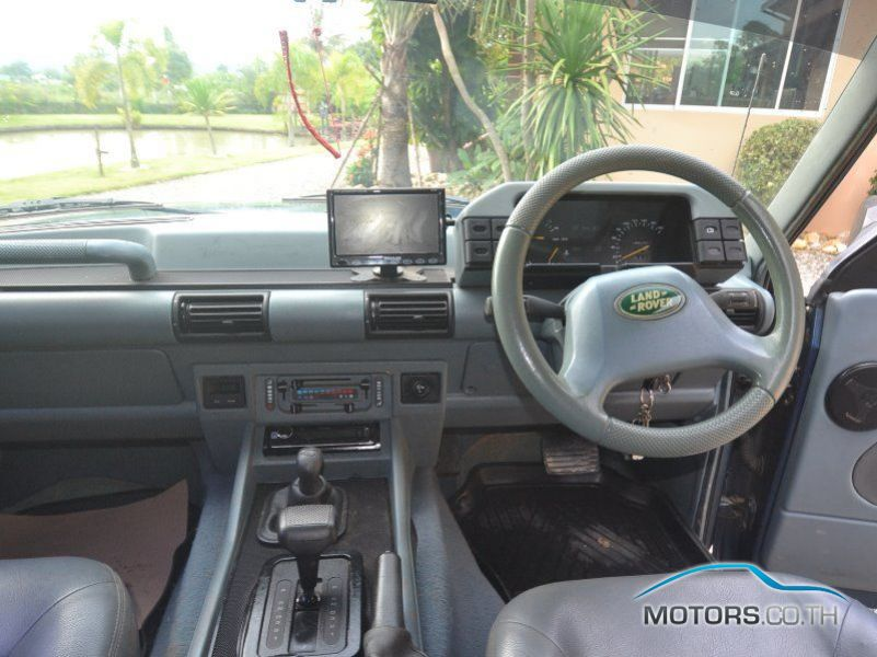 รถใหม่, รถมือสอง LAND ROVER DISCOVERY (1994)