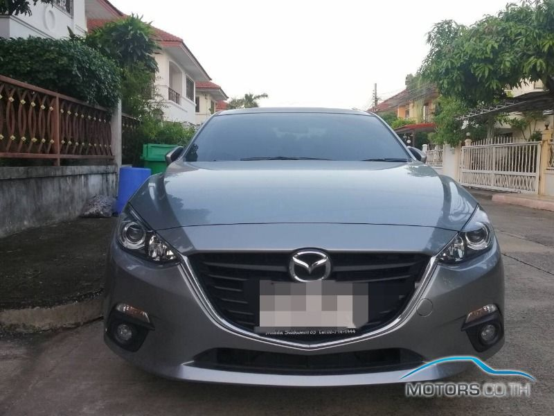 Secondhand MAZDA 3 (2016)