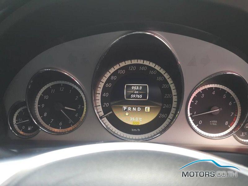 รถใหม่, รถมือสอง MERCEDES-BENZ E250 (2012)