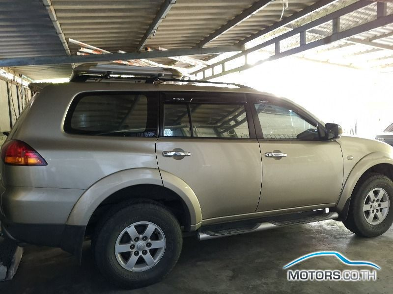 รถใหม่, รถมือสอง MITSUBISHI PAJERO SPORT (2009)