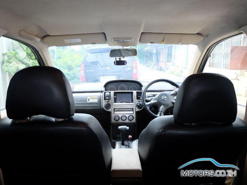 รถใหม่, รถมือสอง NISSAN X-TRAIL (2007)