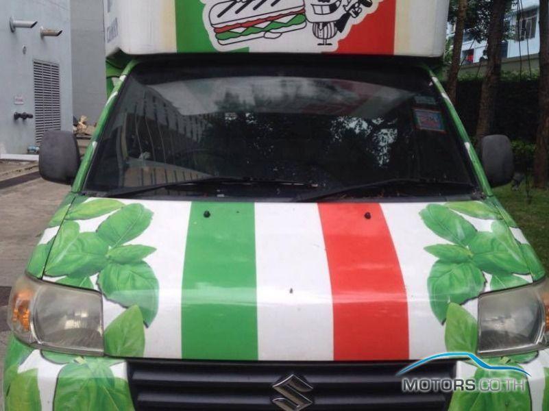 รถใหม่, รถมือสอง SUZUKI CARRY (2008)