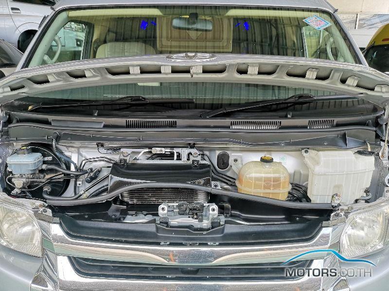 รถใหม่, รถมือสอง TOYOTA COMMUTER (2010)