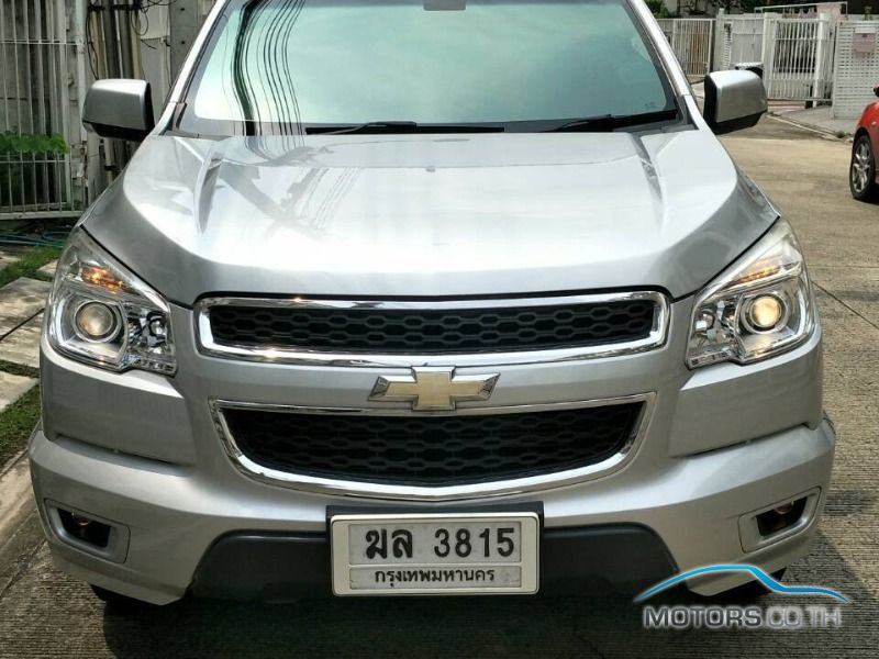 Secondhand CHEVROLET COLORADO (2012)