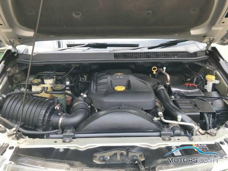 รถใหม่, รถมือสอง CHEVROLET COLORADO (2012)