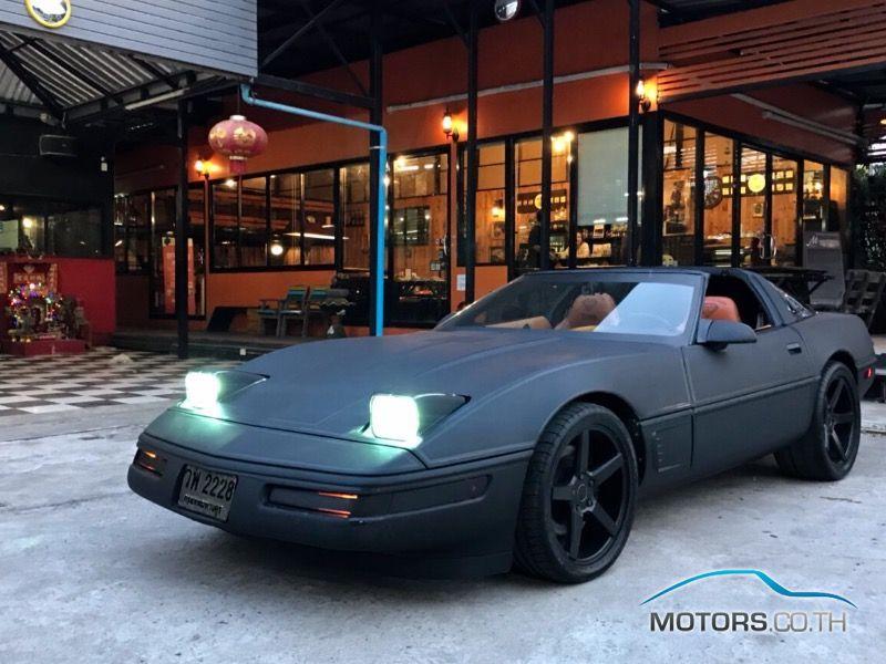 รถมือสอง, รถยนต์มือสอง CHEVROLET CORVETTE (1995)