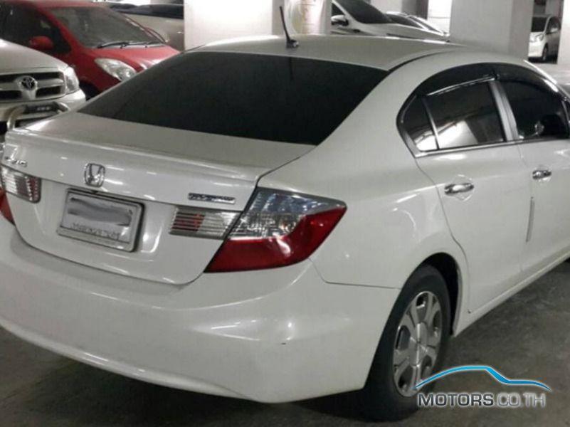 รถใหม่, รถมือสอง HONDA CIVIC (2014)