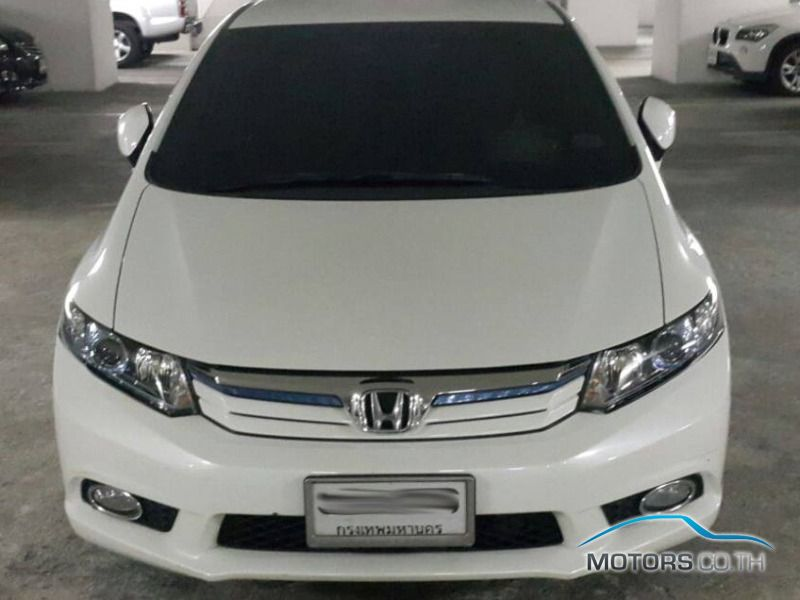 Secondhand HONDA CIVIC (2014)