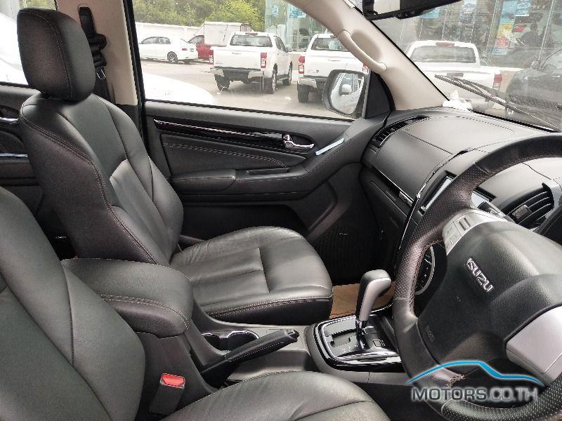 รถใหม่, รถมือสอง ISUZU MU-X (2016)