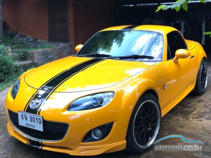 Secondhand MAZDA MX-5 (2009)