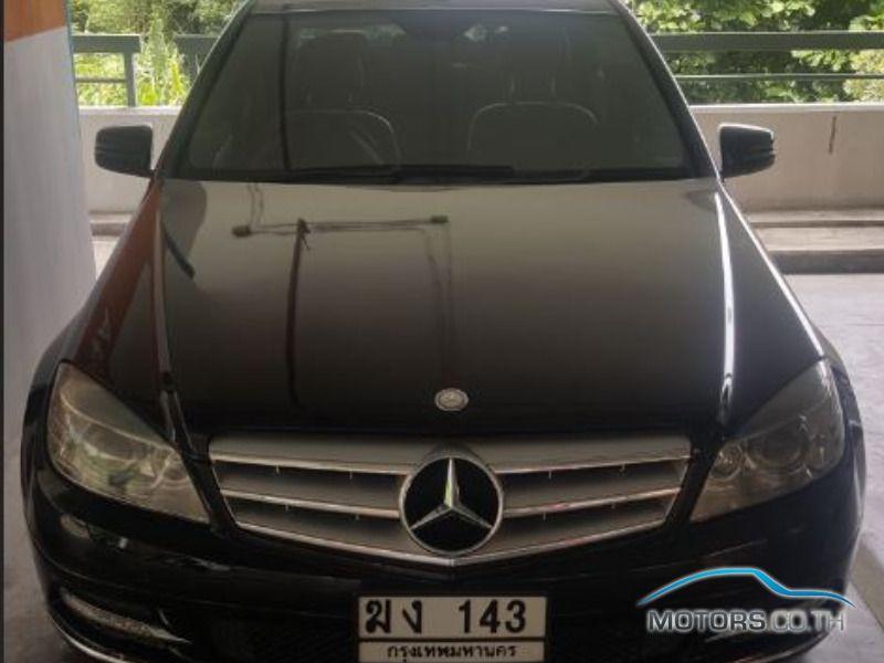 รถมือสอง, รถยนต์มือสอง MERCEDES-BENZ C200 CGI BLUEEFFICIENCY (2010)