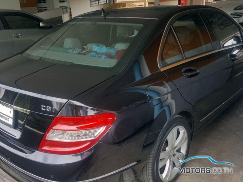 รถใหม่, รถมือสอง MERCEDES-BENZ C200 CGI BLUEEFFICIENCY (2010)