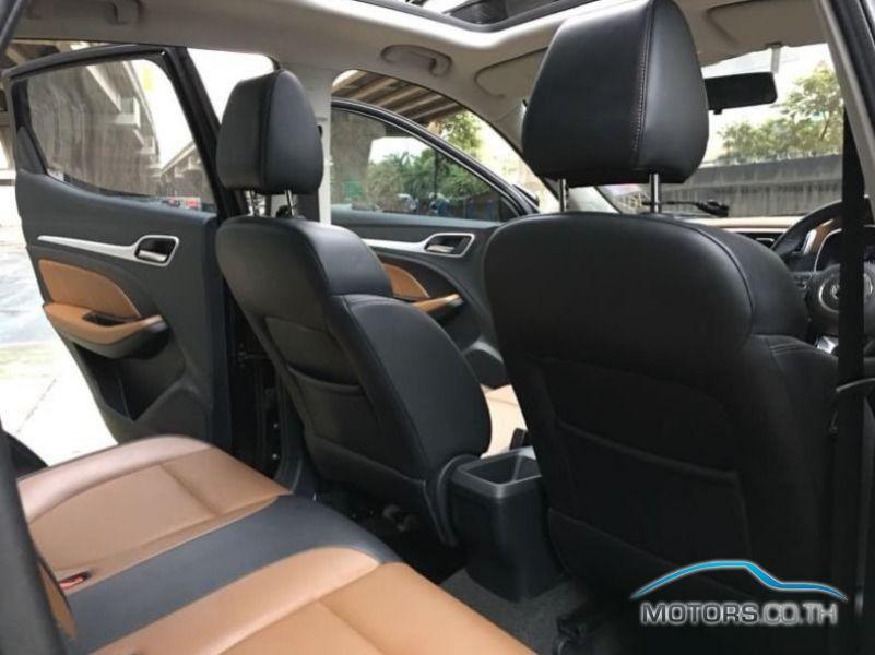 รถใหม่, รถมือสอง MG GS (2018)
