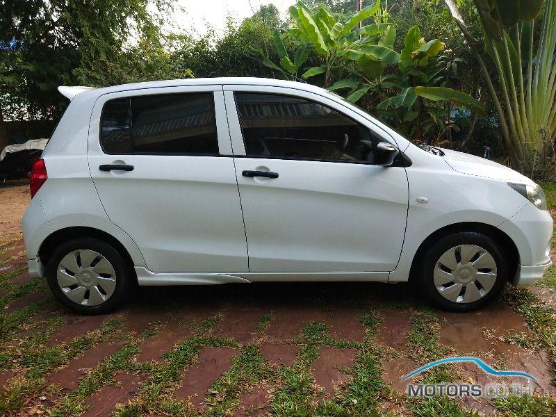 รถใหม่, รถมือสอง SUZUKI CELERIO (2014)