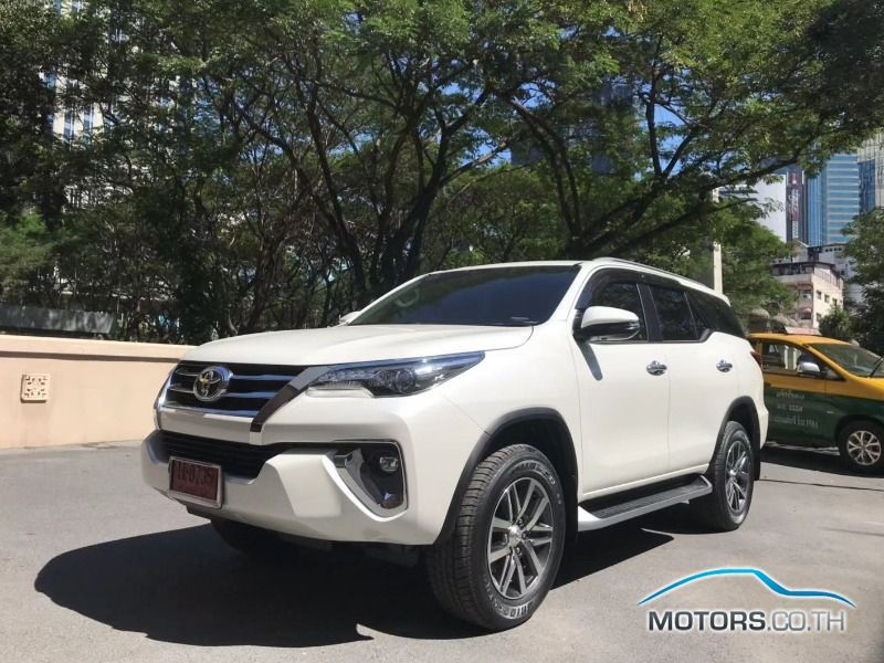 Secondhand TOYOTA FORTUNER (2018)