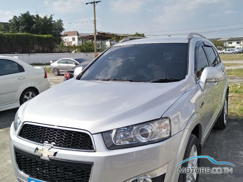 Secondhand CHEVROLET CAPTIVA (2013)