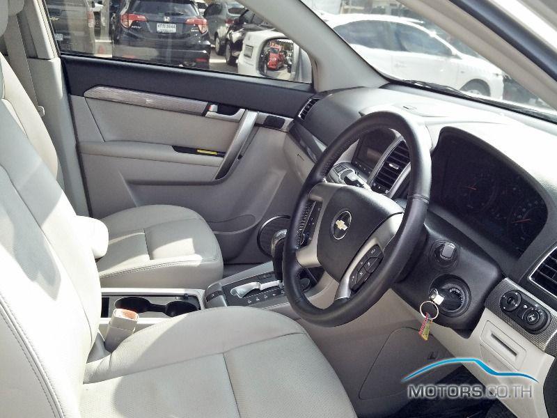 รถใหม่, รถมือสอง CHEVROLET CAPTIVA (2013)