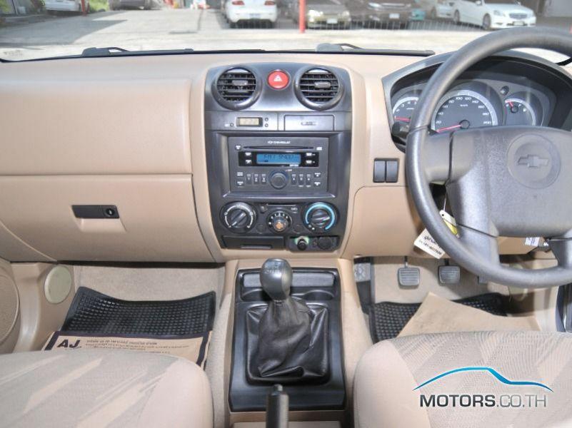 รถใหม่, รถมือสอง CHEVROLET COLORADO (2010)