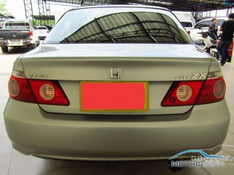 รถใหม่, รถมือสอง HONDA CITY (2008)