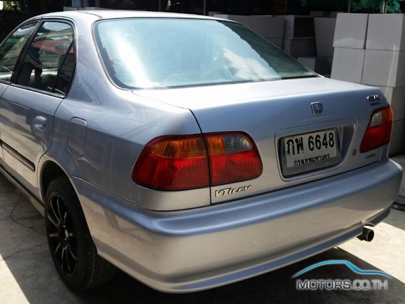 New, Used & Secondhand Cars HONDA CIVIC (2000)