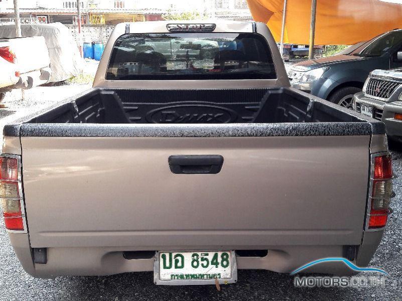 รถใหม่, รถมือสอง ISUZU D-MAX (2003)