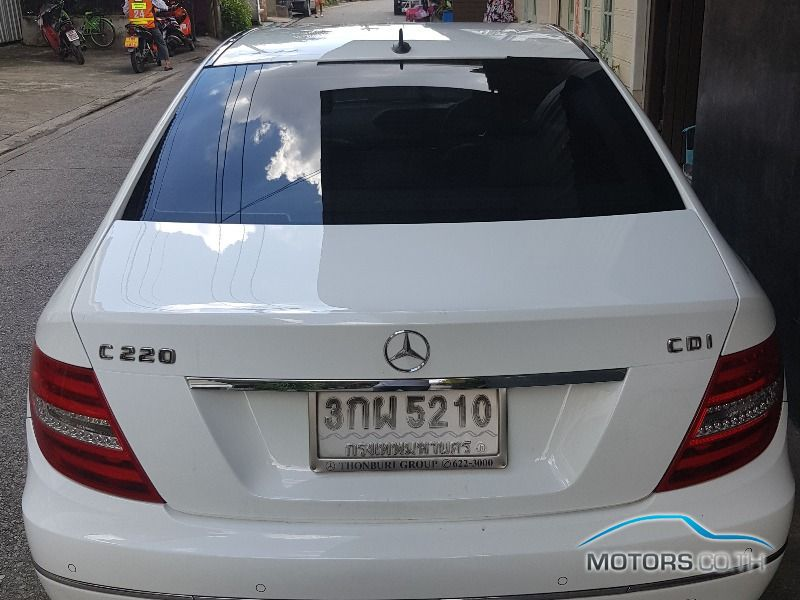 New, Used & Secondhand Cars MERCEDES-BENZ 220D (2013)