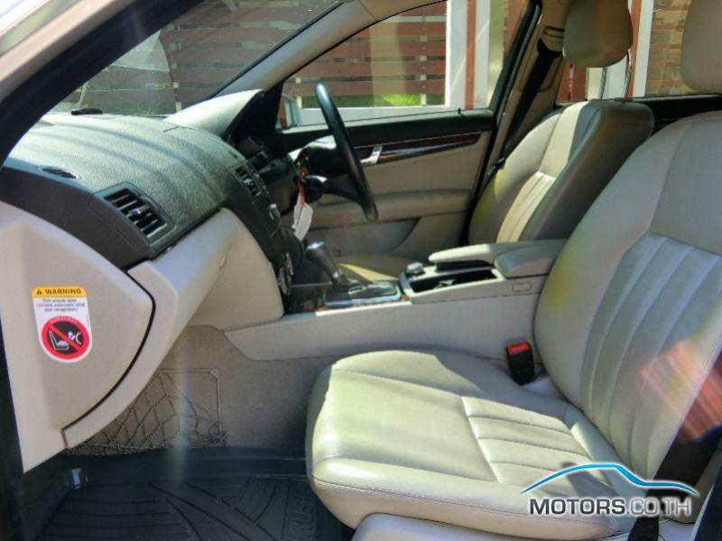 รถใหม่, รถมือสอง MERCEDES-BENZ C200 CGI BLUEEFFICIENCY (2011)