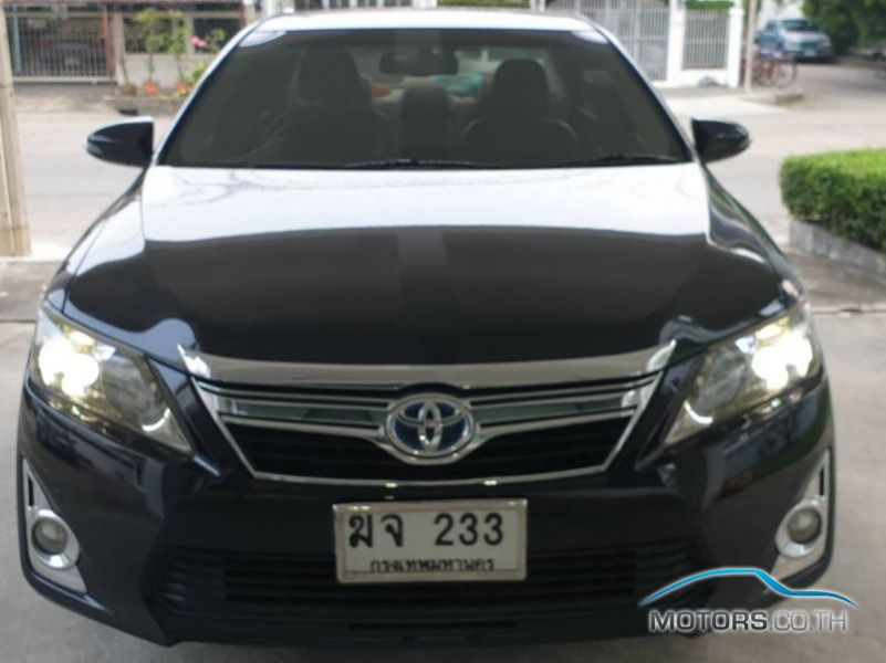 Secondhand TOYOTA CAMRY (2012)