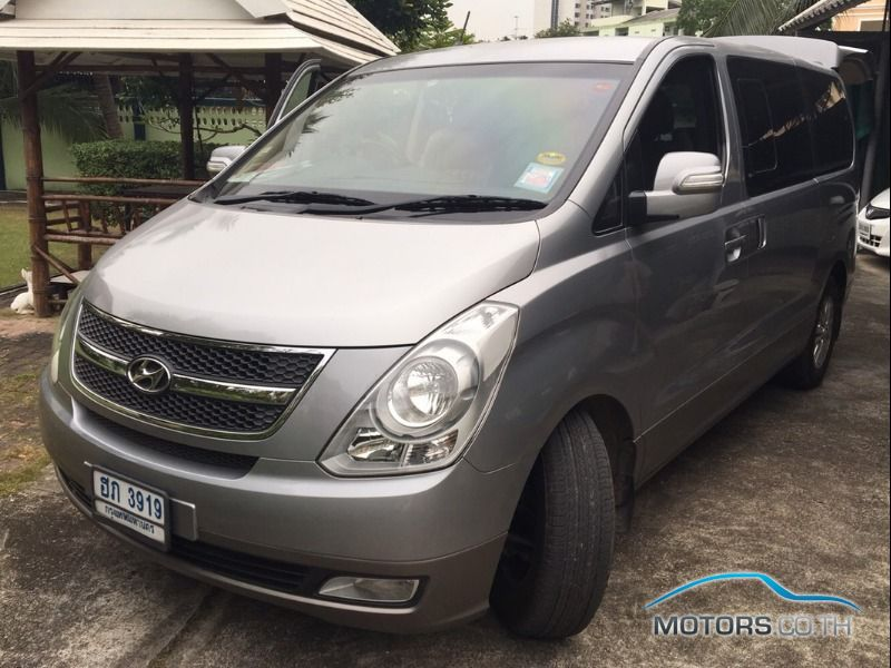 Secondhand HYUNDAI H-1 (2012)