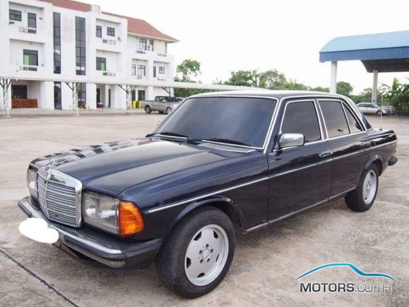 รถใหม่, รถมือสอง MERCEDES-BENZ 300D (1989)