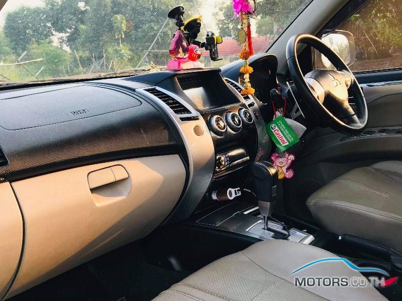 รถใหม่, รถมือสอง MITSUBISHI PAJERO SPORT (2012)