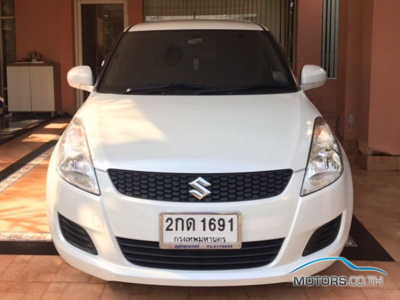 Secondhand SUZUKI SWIFT (2013)