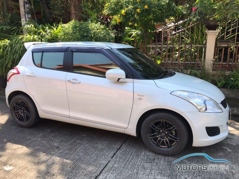 รถใหม่, รถมือสอง SUZUKI SWIFT (2013)