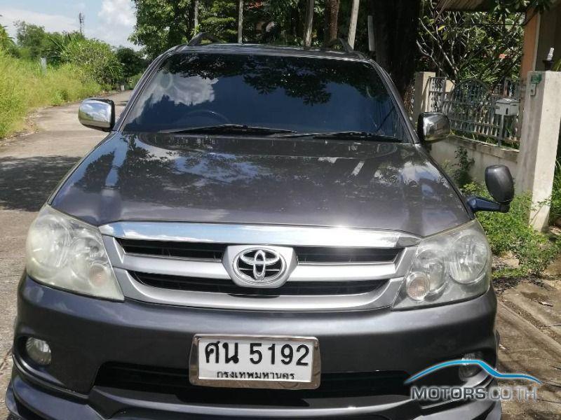 รถมือสอง, รถยนต์มือสอง TOYOTA FORTUNER (2005)