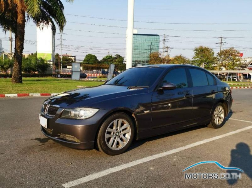 Secondhand BMW 320I (2007)