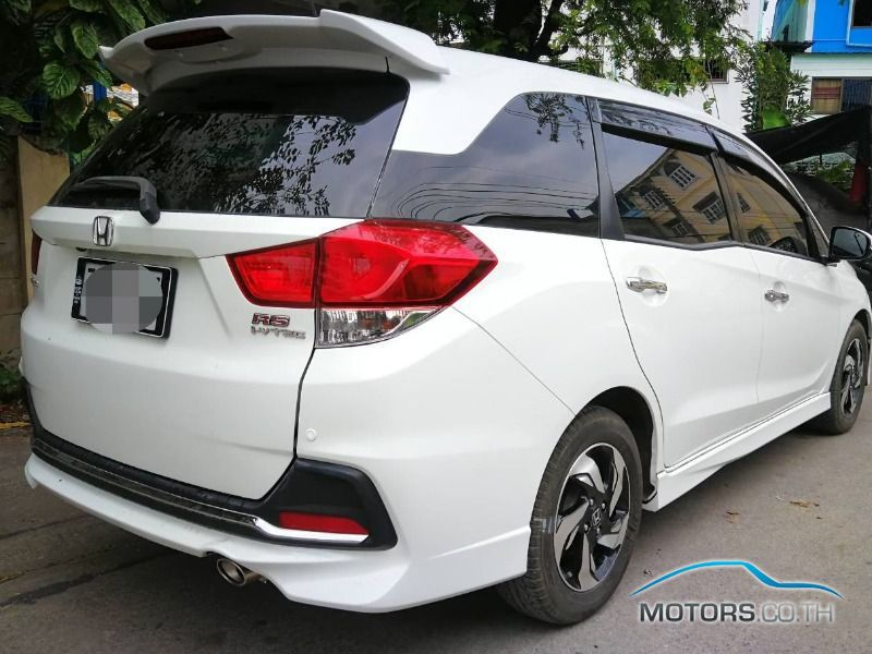 รถใหม่, รถมือสอง HONDA MOBILIO (2015)