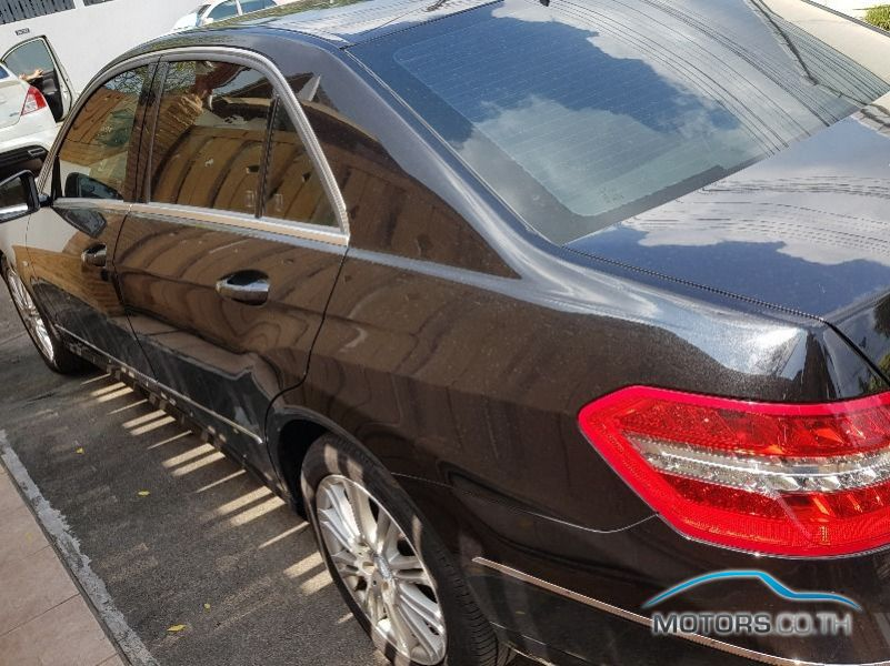 New, Used & Secondhand Cars MERCEDES-BENZ E200 CGI BLUEEFFICIENCY (2011)