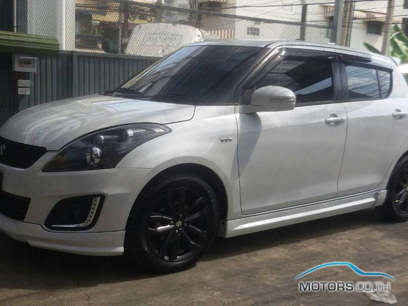 รถมือสอง, รถยนต์มือสอง SUZUKI SWIFT (2018)